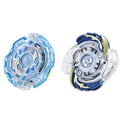 Beyblade Burst Dual Pack Jormuntor J2 and Fengriff F2: Toys & Games
