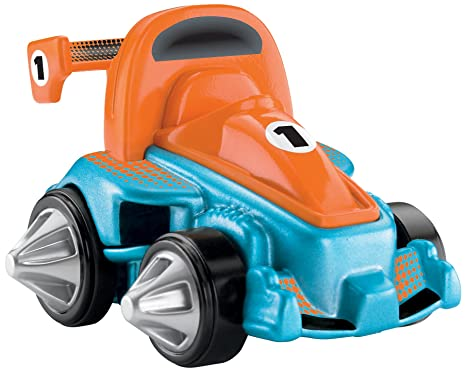 Fisher-Price Rev n Go Stunt Vehicle: Race Car