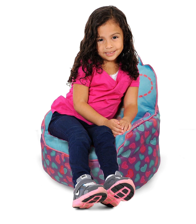 Amazon Disney Doc McStuffins Toddler Bean Bag Sofa Chair