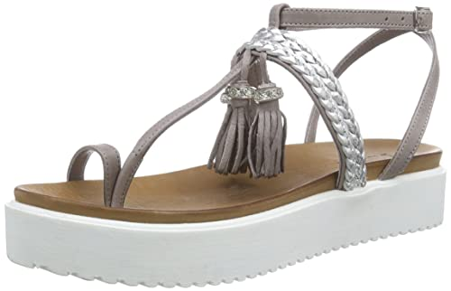 6247, Womens T-Bar Sandals Inuovo