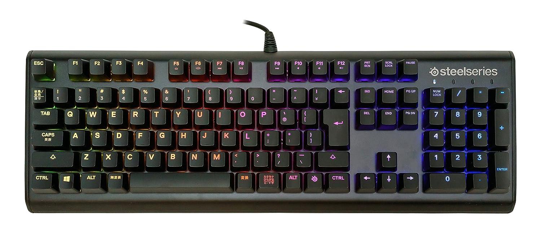 SteelSeries 日本語版 メカニカルキーボード APEX M750