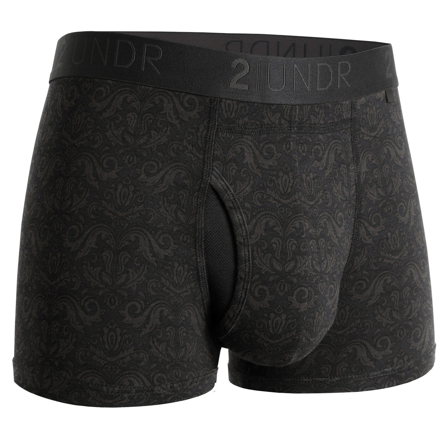 2UNDR Mens Swing Shift Trunk Boxers by 2UNDR