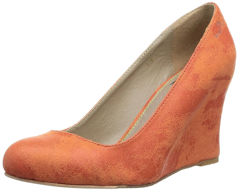 Feud Britannia Marissa, Sandales femme - Orange, 39 EU (6)