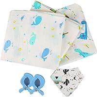 Mantitas Para Bebés Baby Lovers - Algodón 120x120