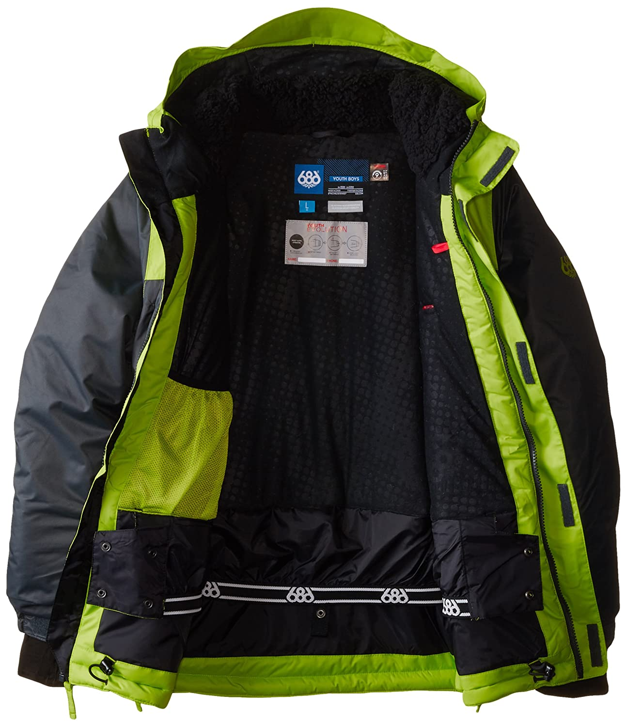 686 Boys Approach Insulated Jacket