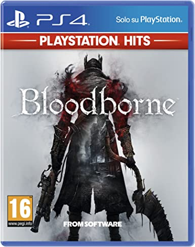 Sony Bloodborne, Playstation 4 vídeo - Juego (PlayStation 4 ...