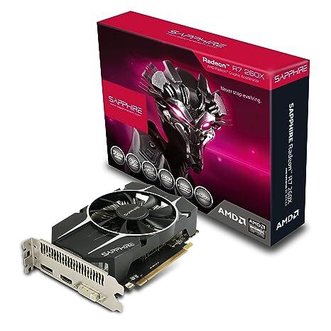 Sapphire Radeon R7 260X - Tarjeta gráfica (2 GB gddr5): Amazon.es ...
