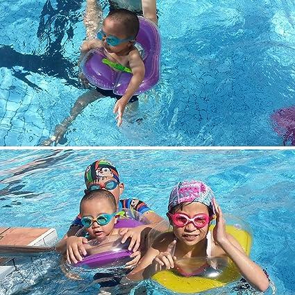 mayzero Niño Axilas Anillos de Natación Swim Academy Entrenamiento de natación: Amazon.es: Juguetes y juegos