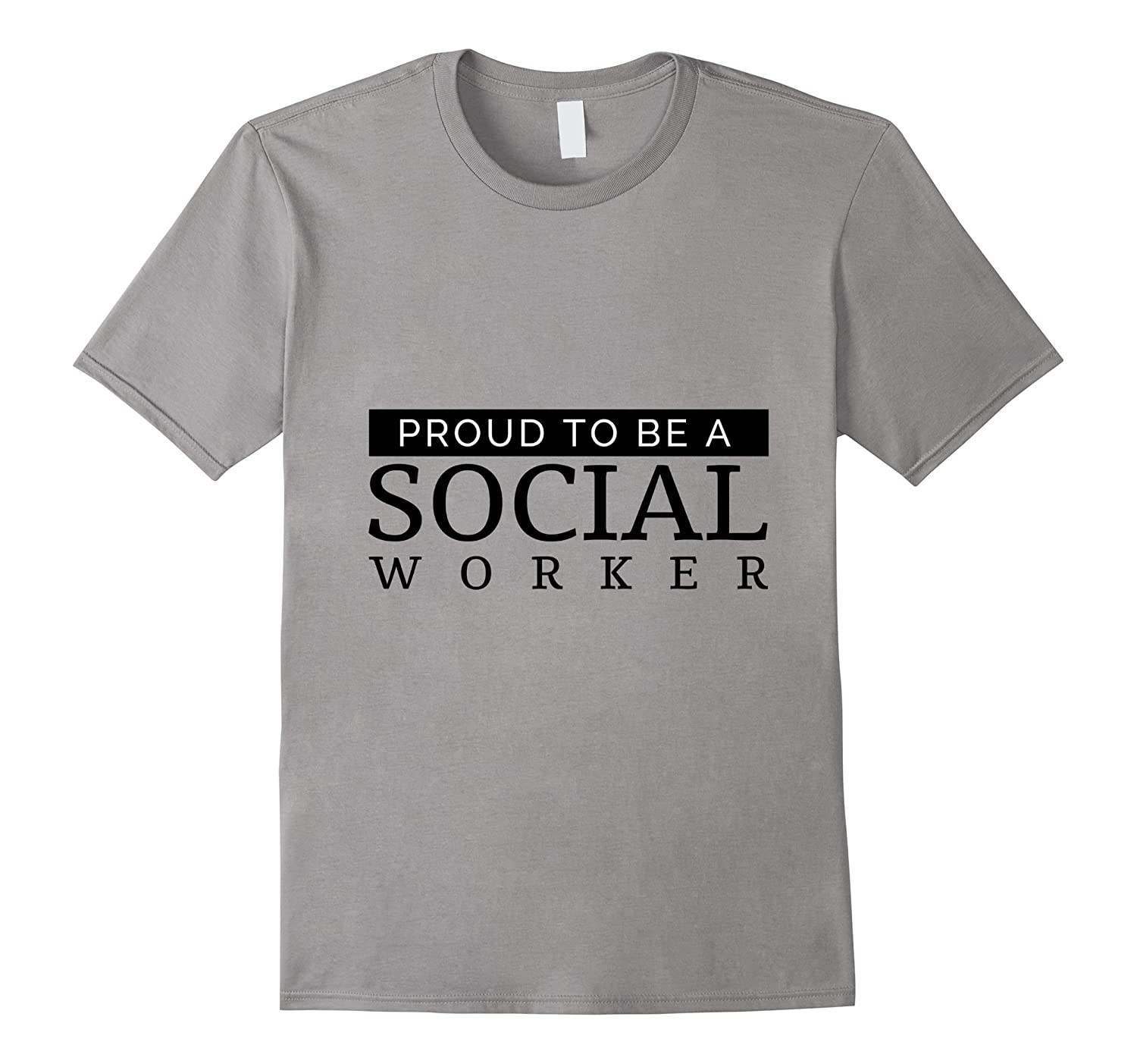 Proud To Be A Social Worker - Here To Help - Helper Carer-TD