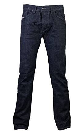 9b4e7d18 Amazon.com: Diesel Men's Authentic Slim Low Waist Darron L.32 Jeans ...