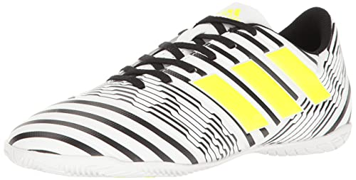 af0dd996e Adidas Men s Nemeziz 17.4 Indoor Soccer Shoes