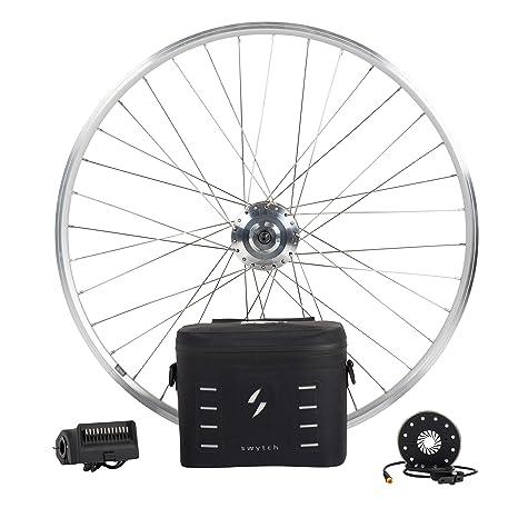 Amazon.com: Swytch eBike Kit de conversión de 50 Mile Range ...