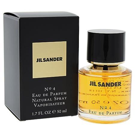 Jil Sander 4 By Jil Sander For Women. Eau De Parfum Spray 1.7 Ounces