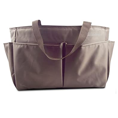 Premium Purse Organizer Insert - Perfect Bag Organizer for Large Tote    Handbag - Keep Everything ba52f90b24