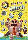 Go Jetters: Fix the Glitch Sticker Activity Book