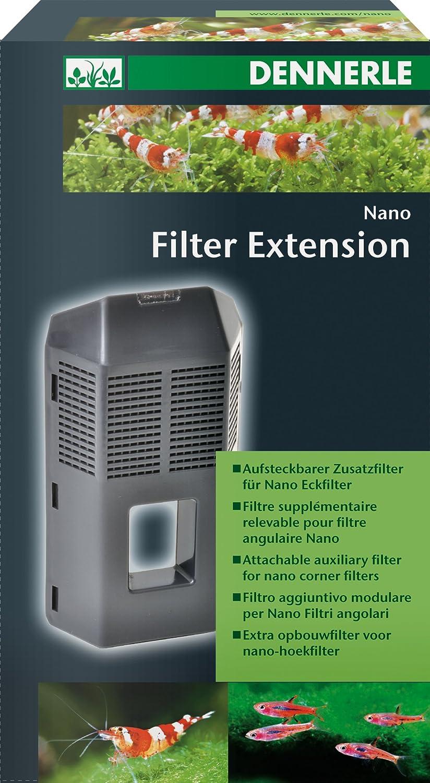 Dennerle Nano Filter Extention, Black (5840)