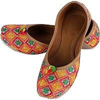 DFR Multicolor Design Ethnic jutis for Women