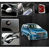 Auto Pearl Chrome Plated Accessory for Toyota Innova (Set of 4)