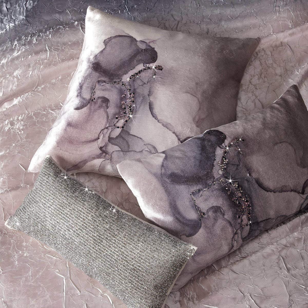 European Square 65x65cm Rita Ora Portobello Bedding Bedding Pillowcase Set of 2