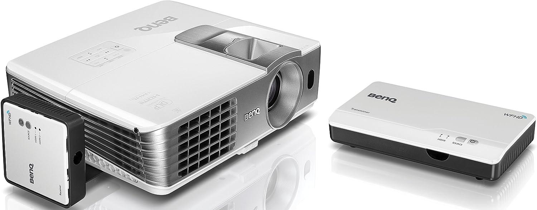 BenQ W1070+ con kit inalámbrico WDP01: Amazon.es: Electrónica
