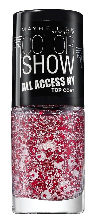 Maybelline Color Show All Access 424 Lover Brillo esmalte de uñas ...