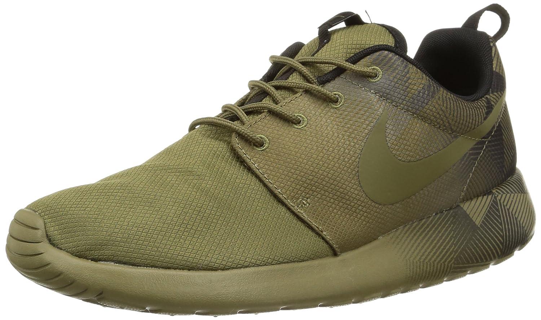 Nike Roshe One Print - Calzado Deportivo para Hombre 42.5 EU|Iguana/Iguana-black