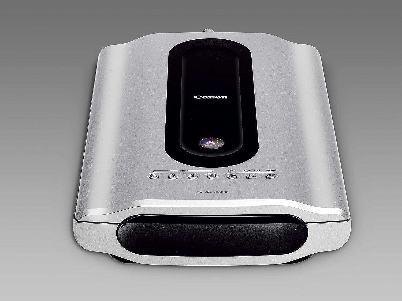 Canon CanoScan 8600F Toolbox Vista