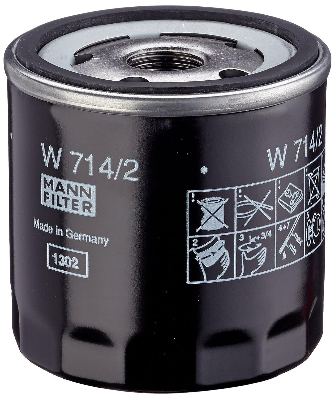 Mann Filter W7142 Filtre /à huile