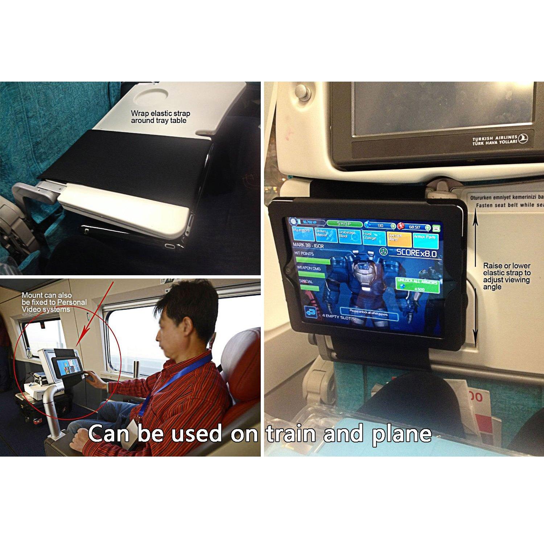 Soporte para reposacabezas de coche para iPad Air de 9,7 pulgadas no apto para iPad Air 2