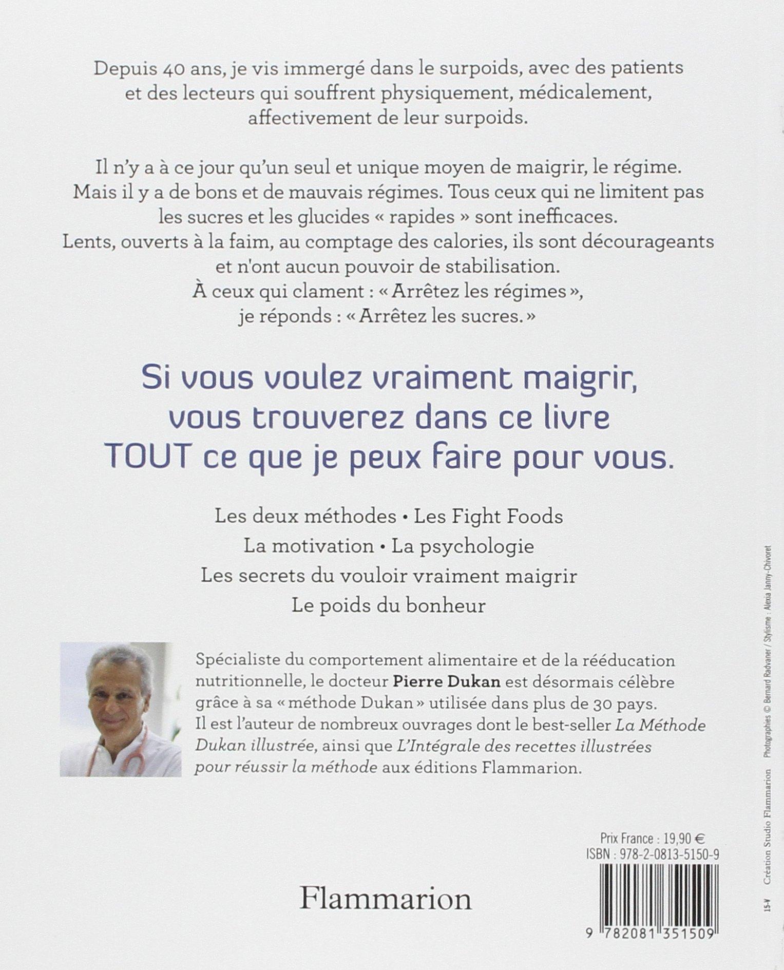 Dukan intégral - a qui veut vraiment maigrir Beauté, bien-être et diététique: Amazon.es: Dukan, Pierre: Libros en idiomas extranjeros
