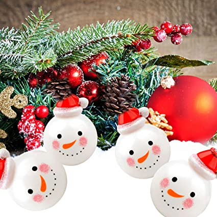 belupaid christmas lights20 leds 3m snowman string lights christmas lights decoration for christmas decoration - Amazon Outdoor Christmas Decorations