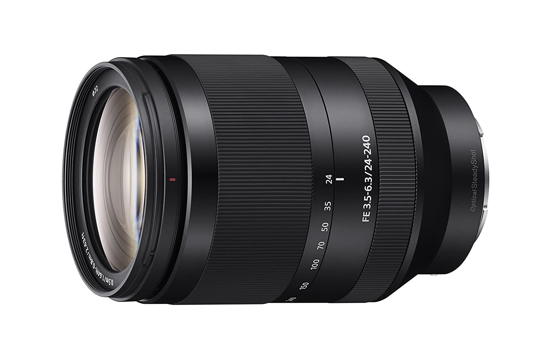 Sony SEL-24240 Weitwinkel-Zoom-Objektiv 24-240mm