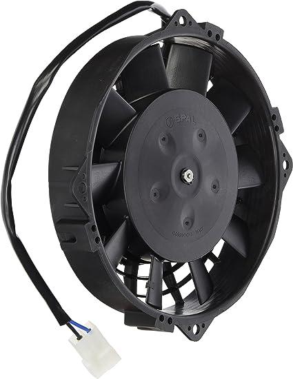 SPAL 30100402 extractor ventilador (6.5in; Para Uso W/15 AMP ...