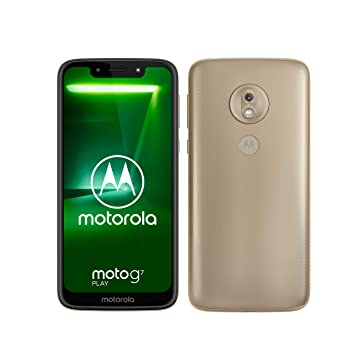 c1a36435a0 motorola moto g7 Play 5.7-Inch Android 9.0 Pie UK Sim-Free Smartphone with
