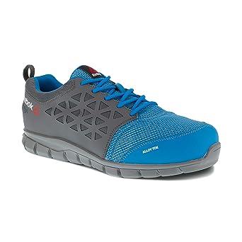 REEBOK WORK IB1038S1P 43 Excel Light S1P SRC - Zapatillas de seguridad para hombre, talla