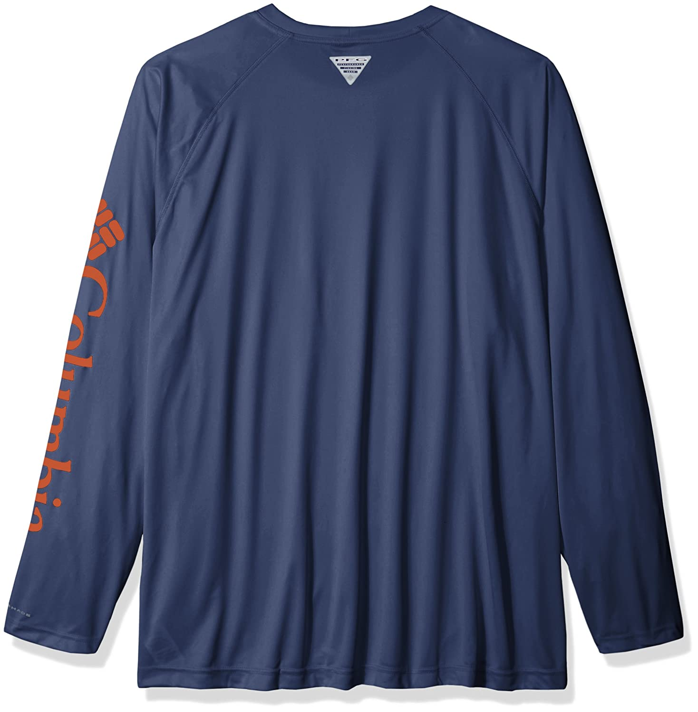 4f2d198c018a Amazon.com: Columbia Terminal Tackle Big & Tall Long Sleeve Shirt: Clothing