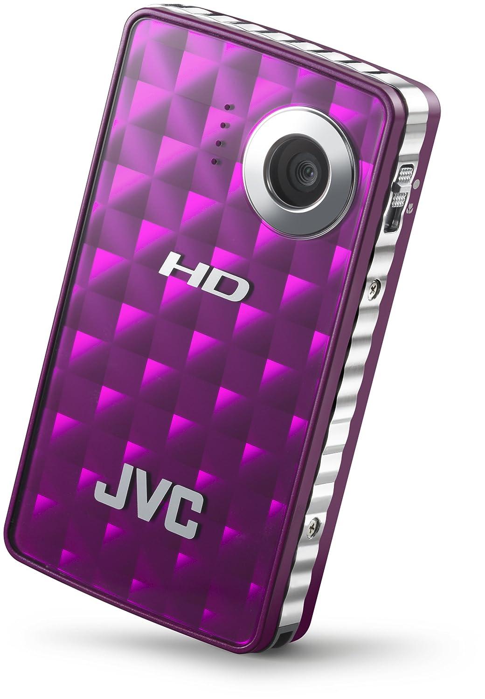 Amazon.com : JVC PICSIO GC-FM1A HD Camcorder (Brilliant Blue) : Camera &  Photo