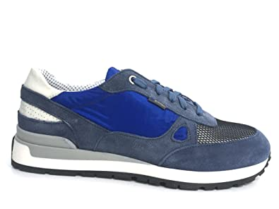 Exton 993 Jeans Scarpa Uomo Sneaker Running Made in Italy