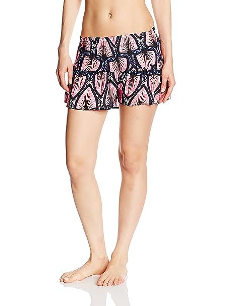 womensecret C3 Africano Short, Pantalones de Pijama para Mujer, Several, ...