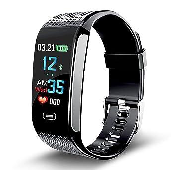 Napperband - Reloj de pulsera de actividad deportiva con monitor de frecuencia cardíaca, presión arterial