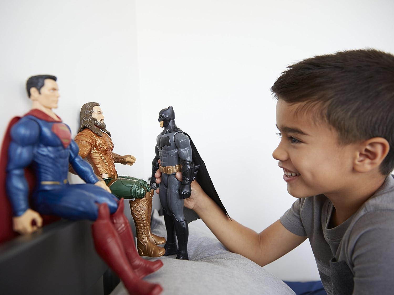 DC Justice League Película, Figura de acción básica de Batman ...