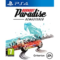 EA Burnout Paradise Remastered [Playstation 4]