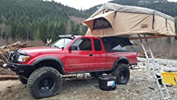 Amazon Com Tuff Stuff Ranger Overland Rooftop Tent With