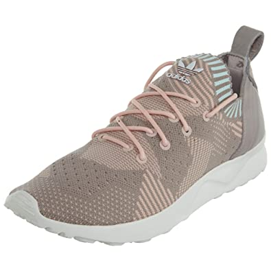 big sale a761d e5b56 Amazon.com | adidas Zx Flux Adv Virtue Pk Womens | Fashion ...