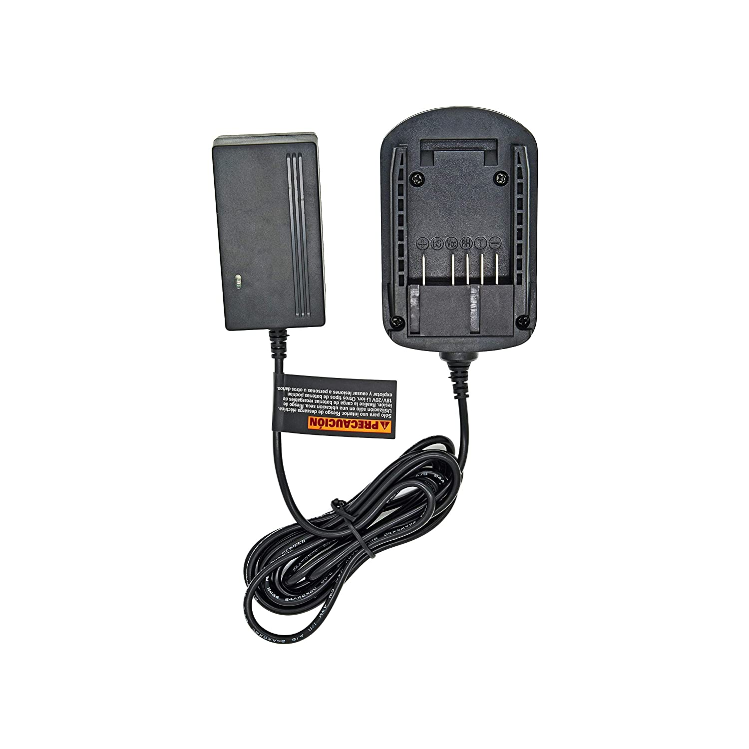 Garden NINJA Charger for Worx 18V and 20V Lithium Ion Batteries WA3520 and WA3525, Compatible with Charger WA3732 - - Amazon.com
