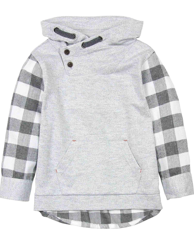 Sizes 18M-6 Deux par Deux Little Boys Sweatshirt Go Mecano