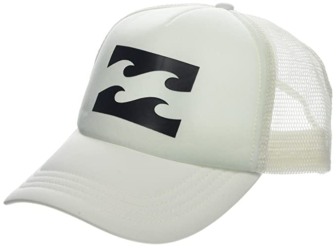 BILLABONG Trucker Gorra de béisbol, Mujer, Blanco (Cool WIP 491), One