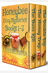 Honeybee Cozy Mysteries - Books 1-3 Kindle Edition