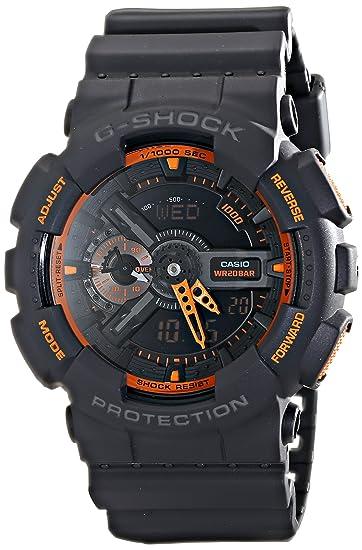 Casio GA-110TS-1A4 - Reloj (Reloj de Pulsera, Masculino, Resina