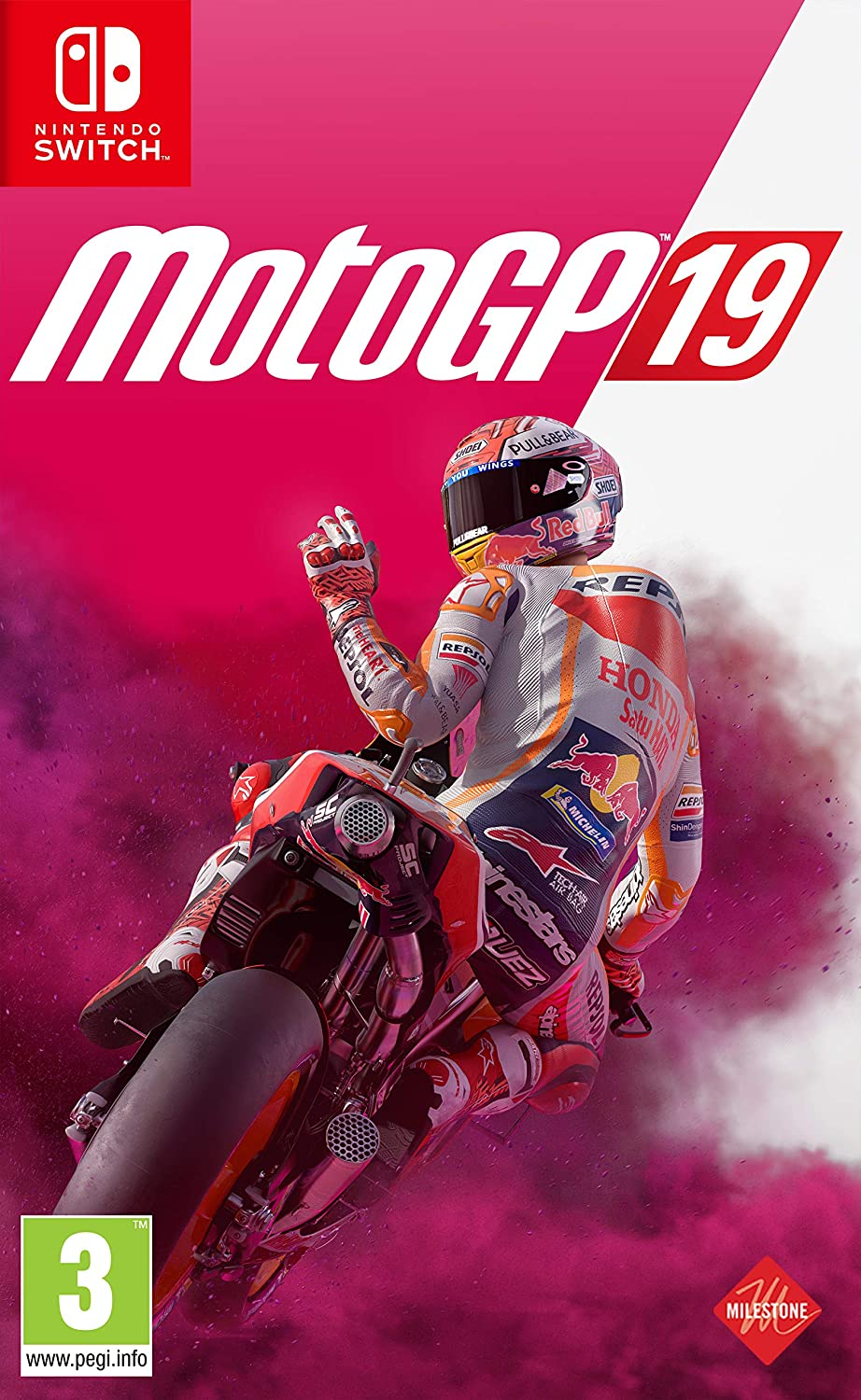 MotoGP 19 - Nintendo Switch [Importación italiana]: Amazon.es ...